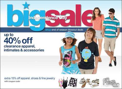 sears big independence day sale