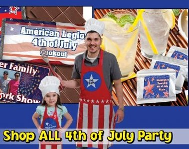 shindigz-july 4 party supplies