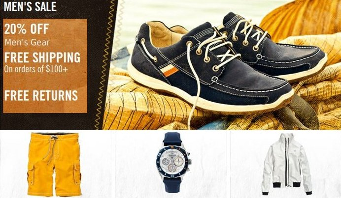 timberland fathers day sale