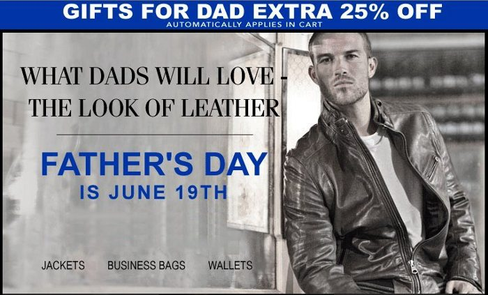 wilsons leather dad's gift