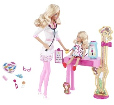 BARBIE I CAN BE... Doctor
