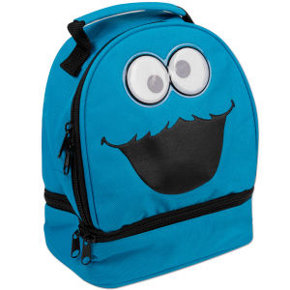 Cookie Monster Blue Lunchbox