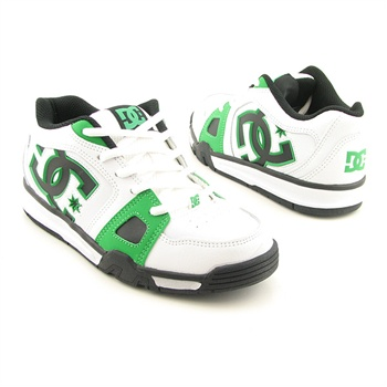 DC SHOE CO USA Frenzy B Skate Shoes