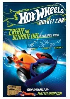 HOT WHEELS Rocket Car Science Kit