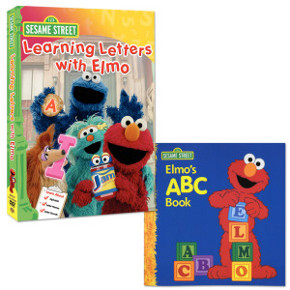 Learning Letters With Elmo DVD