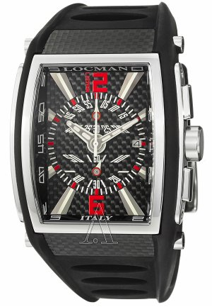 Locman Mens Sport Tremila Chronograph Watch