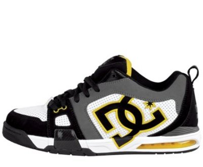 Mens DC Frenzy Skate Shoe