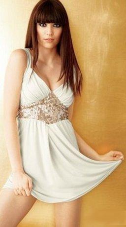 Shimmering Princess Dress