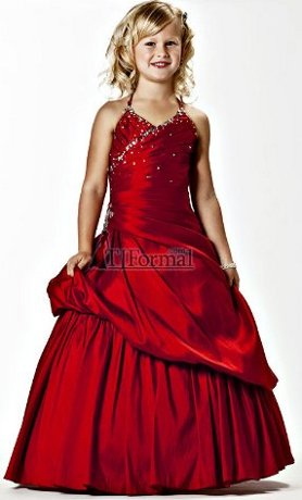 Tiffany Designs Girls Pageant Dress 13236