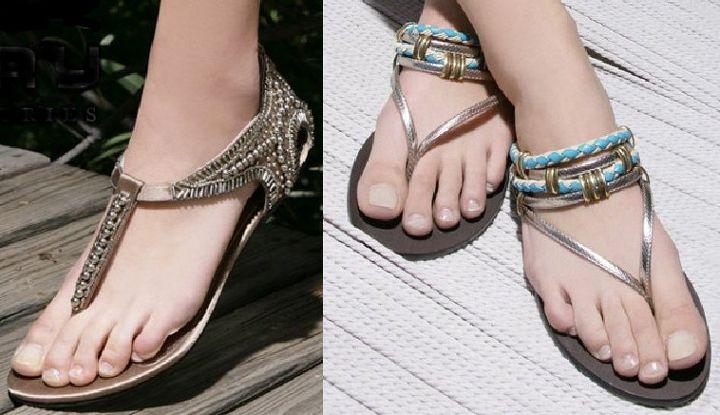 chinese laundary sandals