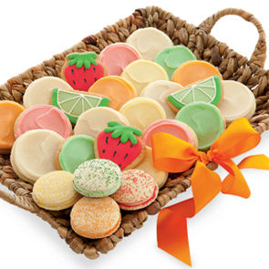 citrus treats gift basket