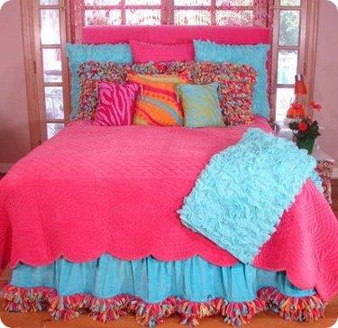 confette bedding