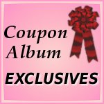 CouponAlbum Exclusives