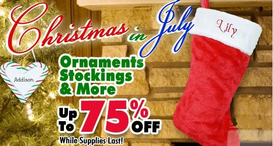 gifts for you now christmas in july sale