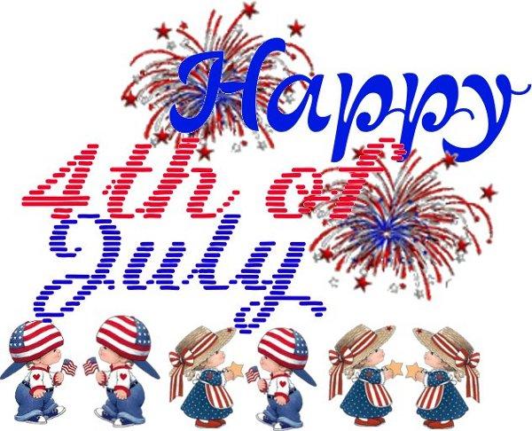happy-july 4th