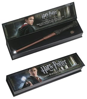 harry potter illuminating wand