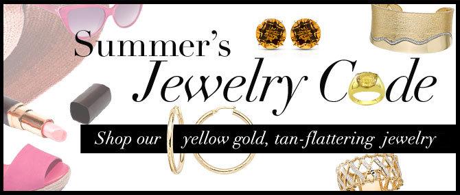 ice summer jewelry