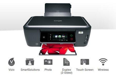 lexmark interact s605 printer