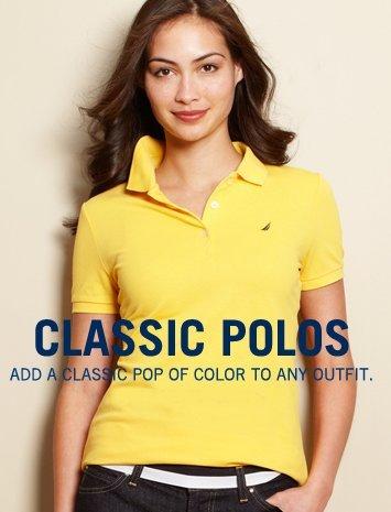 Classic-Fit Deck Shirt