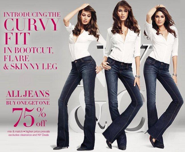 ny and company jeans