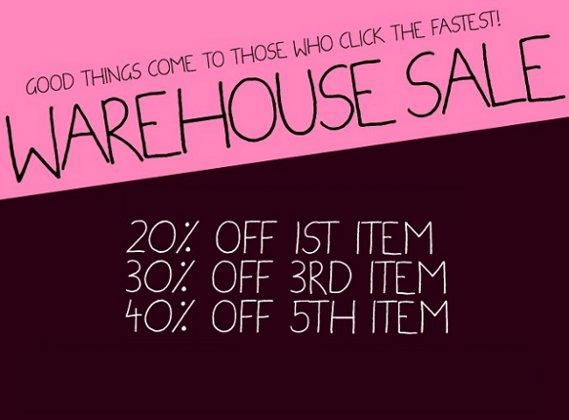 one stop plus warehouse sale