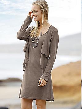 Organic Cotton Tee Dress