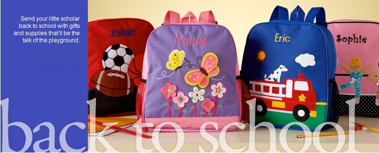 personal creations back to school