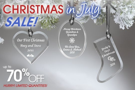 personallization mall christmas in july sale