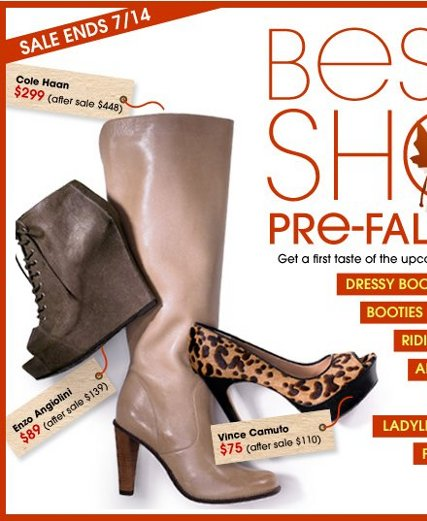 piperlime fall shoes sale