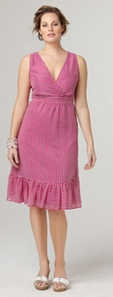 Avenue plus size summer dress