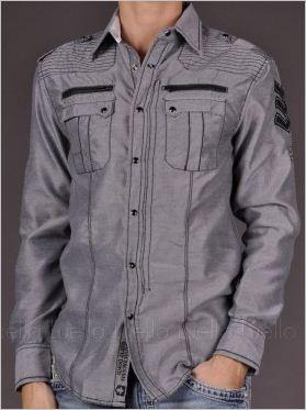 roar freedom woven shirt