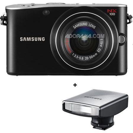 samsung nx100 af dslr digital camera
