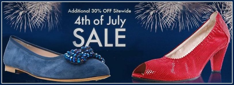 scarpasa 4th of july sale
