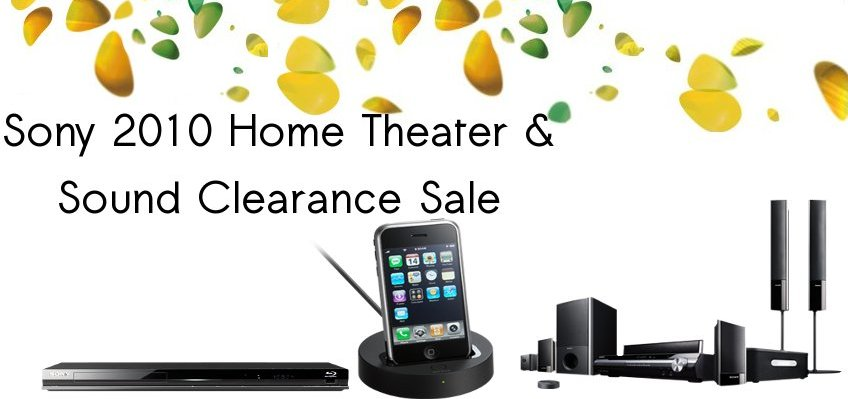 sony-clearance sale
