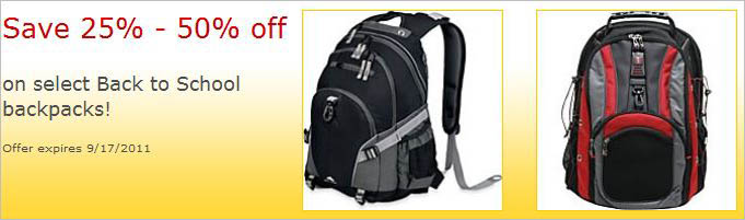staples back to school savings on backpacks