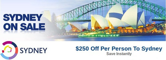 Coupons sydney