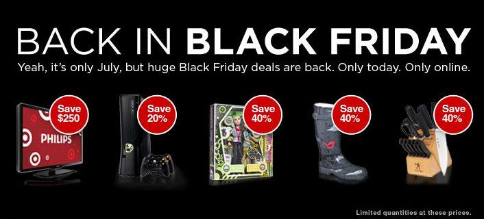 target black friday sale 2011