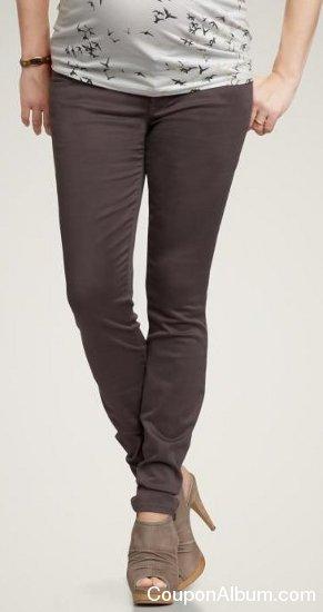 1969 back panel legging jeans