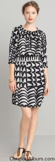 banana republic tunic dress