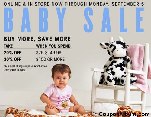 bloomingdales baby sale