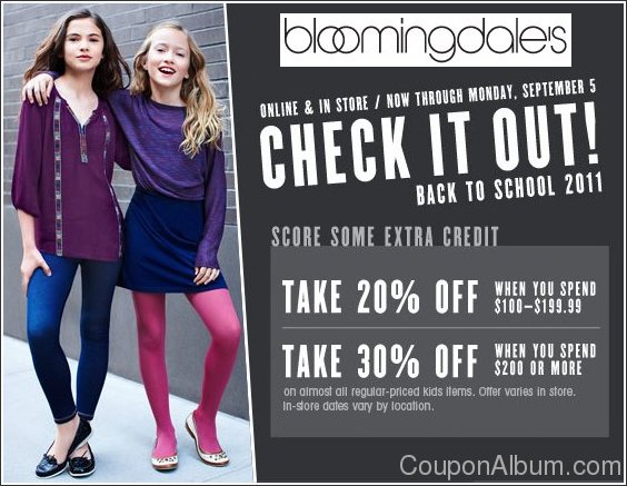 bloomingdales back to school