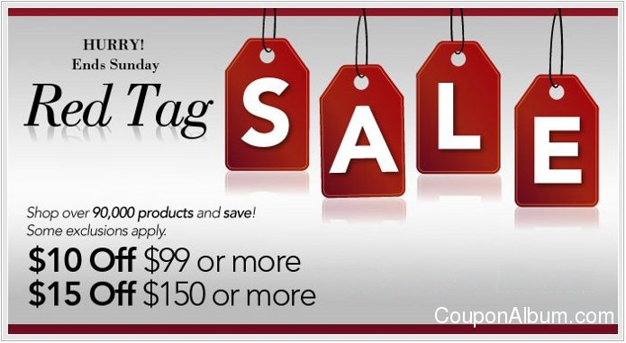 Coupons for Stores Related to redtag.ca