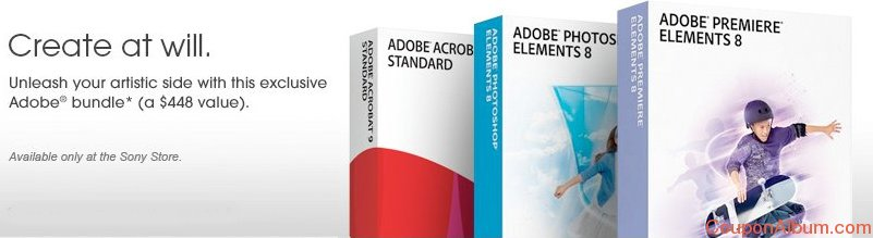 exclusive adobe bundle software