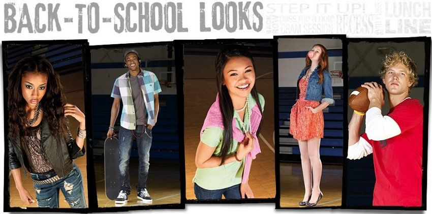 famous footwear back to school