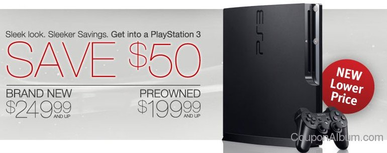 game stop playstation-3 offer