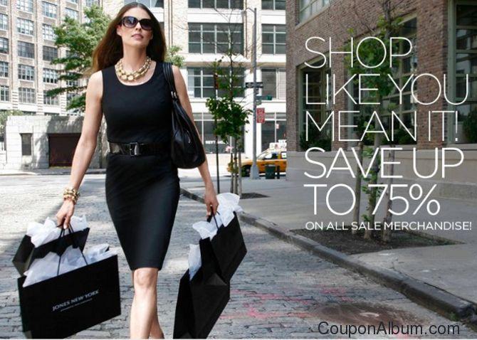 jones new york sale