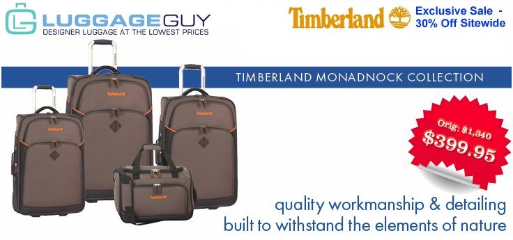 luggage guy timberland