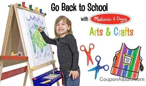 melissa and doug back to school