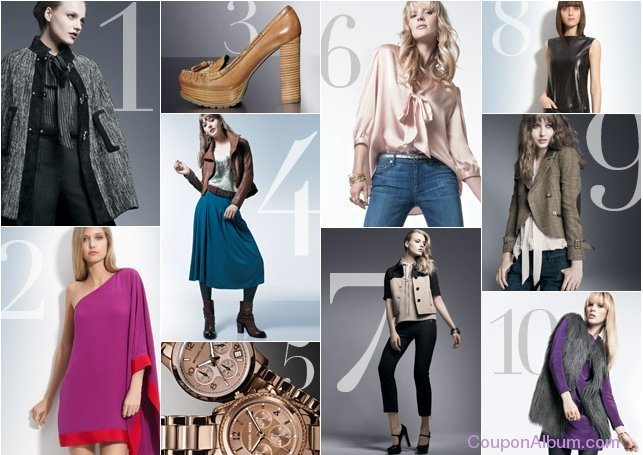 nordstrom fall 2011 fashion trends
