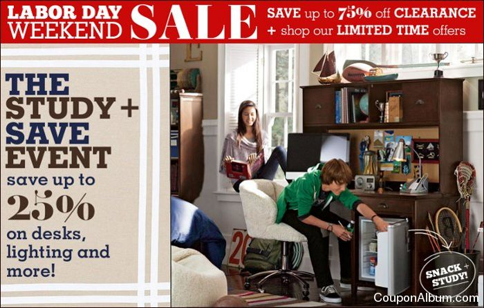 pbteen labor day sale